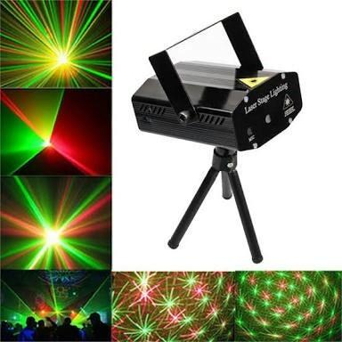 proyector laser luces sicodelicas sincronizados