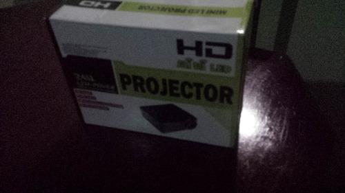 proyector lcd full hd. envios a todas partes