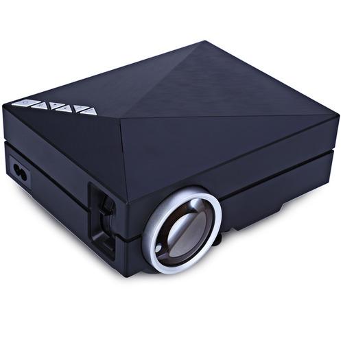 proyector lcd gm60a 1000 lúmenes, 1080p hd 800 x 480 píxeles