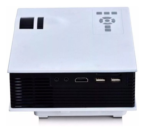 proyector led 130'' 800 lumenes uc40 plus 1080p hdmi usb av