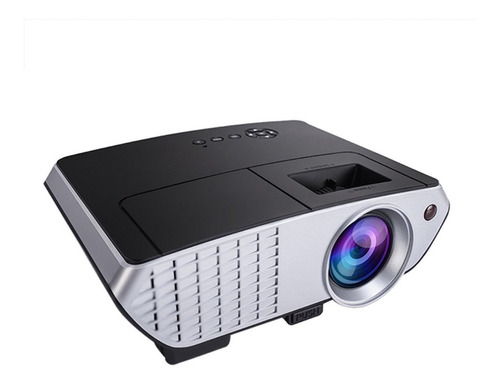 proyector led, elegiant proyector portátil hd lcd 2000 lumen