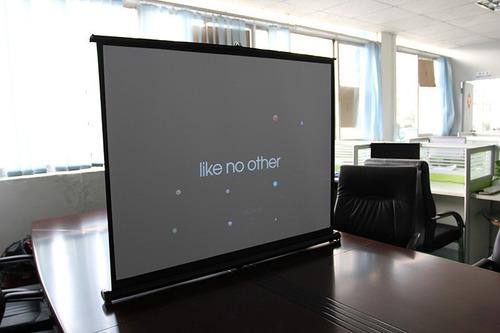 proyector led excelvan c6 tv 1200 lumens hasta 160 pulgadas