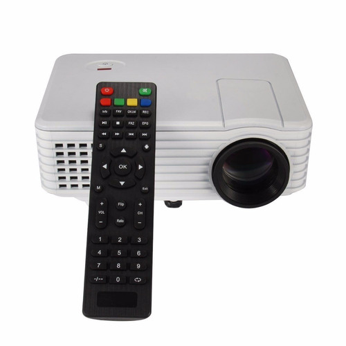 proyector led hd 1080p android 4.4  wifi hdmi
