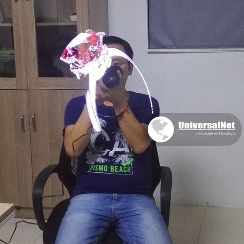 proyector led hologramas 3d sin gafas publicidad marketing