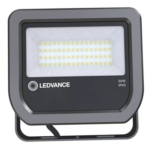proyector led reflector led 50w luz día/fría ledvance *e631*