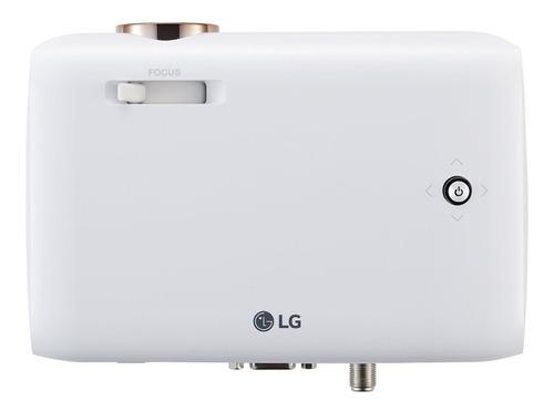 proyector lg electronics ph550 minibeam con sonido bluetooth