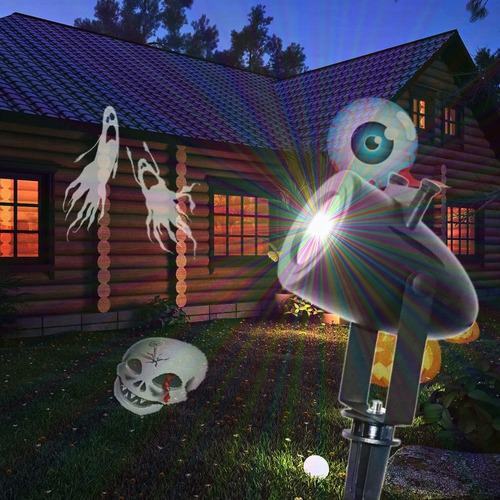 proyector luces led para todas las celebraciones qfx ll4