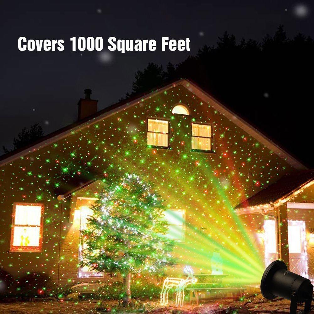 0bbf33bea1c proyector luces navideñas laser exterior con control y base. Cargando zoom.