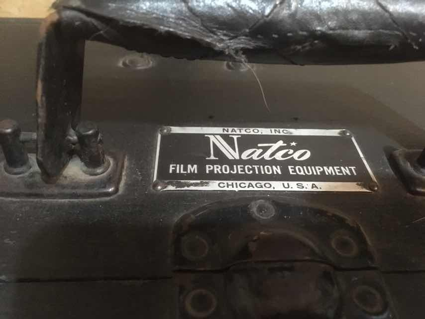 Proyector Natco 3015 Usa 16mm $1800 pesos - $ 1 800,00