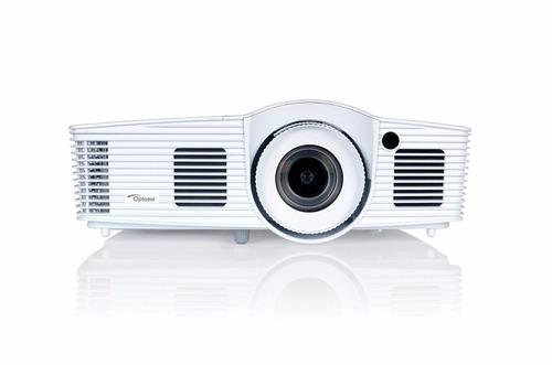 proyector optoma eh416 1080p full hd 3d 4200 lumens blanco