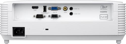 proyector optoma s343 dlp 3600lumens super oferta(390trump)