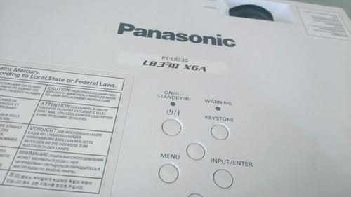 proyector panasonic pt lb 330 xga