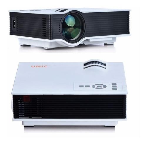 proyector pantalla grande 120 pulg hd 800x480 cine en casa