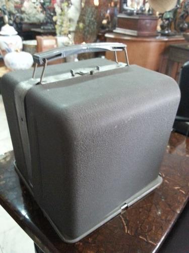 proyector portable antiguo japones academy 8mm editor
