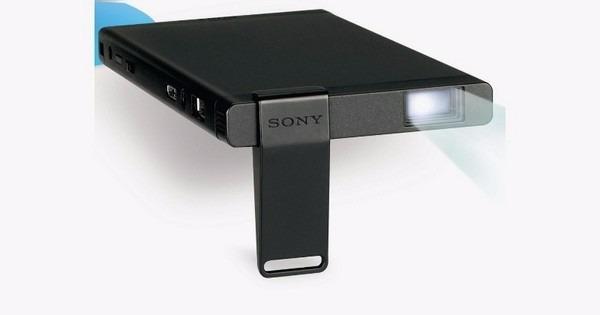 proyector portátil mp-cl1 - sony - nuevas - facturada
