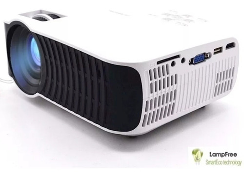 proyector profesional portatil led full hd 2400 lumens multipuertos