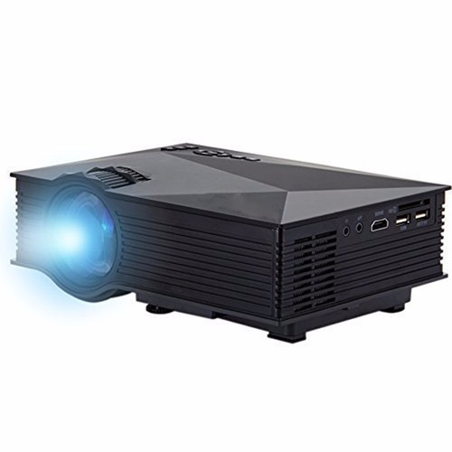 proyector profesional wifi alto brillo 1200 lumens uc46 unic