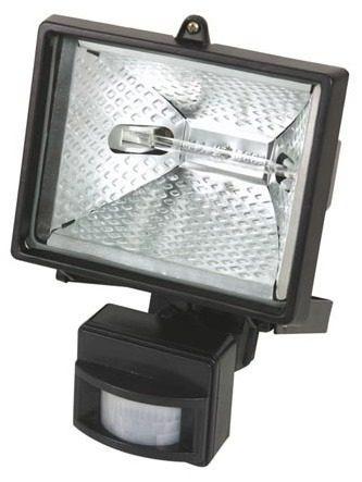 proyector reflector con sensor de movimiento 150w