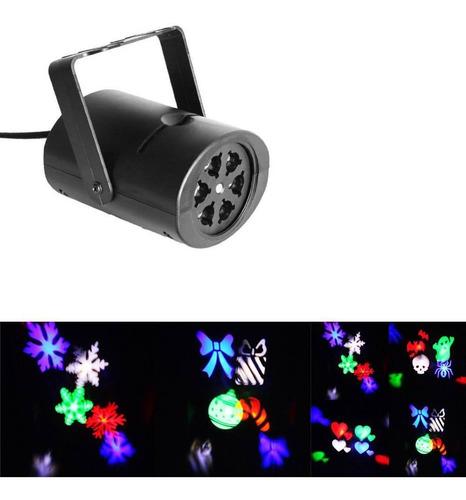proyector rgb efecto luz led / mitiendacl