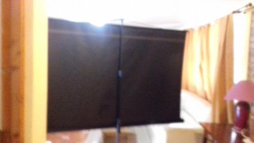 proyector samsung sp-l220 + telon con tripode