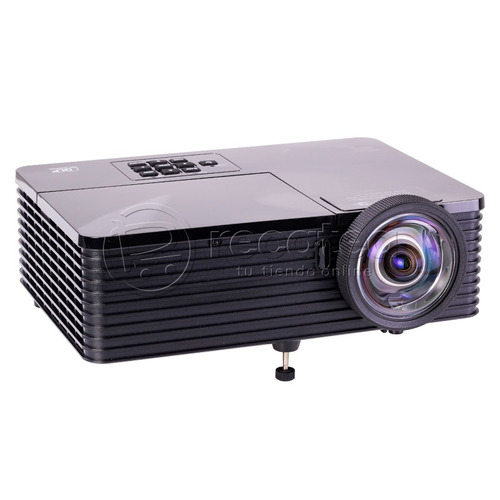 proyector tv led s80 3500 lumens 300'' + gafas 3d