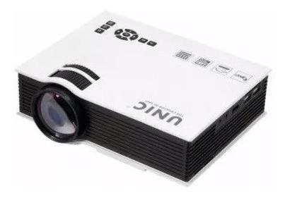 proyector uc-40 con vga hdmi 120 pulgadas.