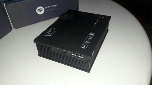 proyector unic uc46 wifi asistencia personal de instalacion
