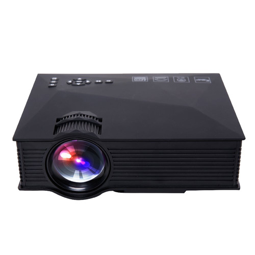 proyector video beam 130pulgadas 1200lumenes - elecplanet