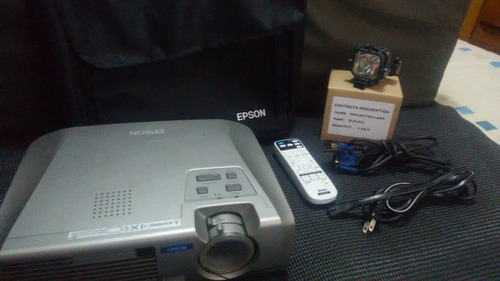 proyector video beam epson 53c lampara 0 horas