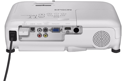 proyector video beam epson ex3240 wifi 3200 lumens s18+ 3220