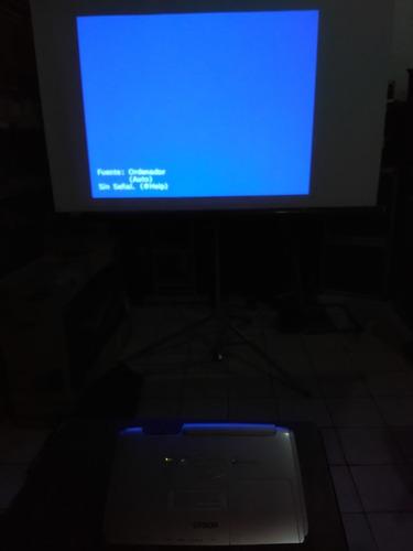 proyector video beam epson s4+ en excelente estado