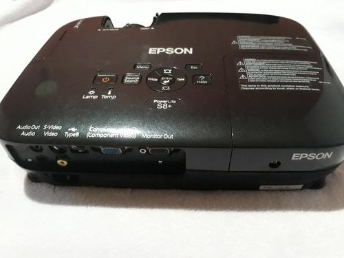 proyector video beam epson s8 150ver