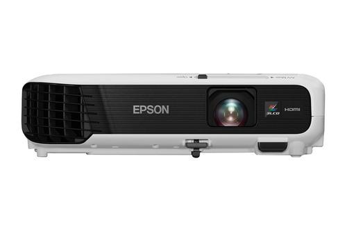 proyector video beam epson x36+ 3600l nuevo modelo ex5250