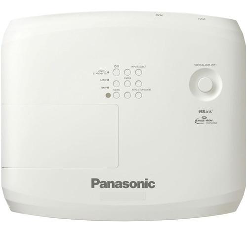 proyector video beam panasonic pt-vw530u 5000 lumenes wxga