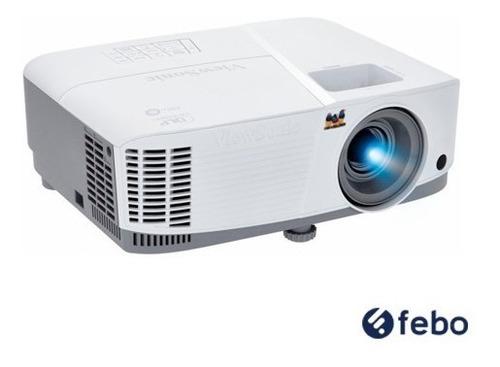proyector viewsonic pa503s hdmi vga rca supercolor febo
