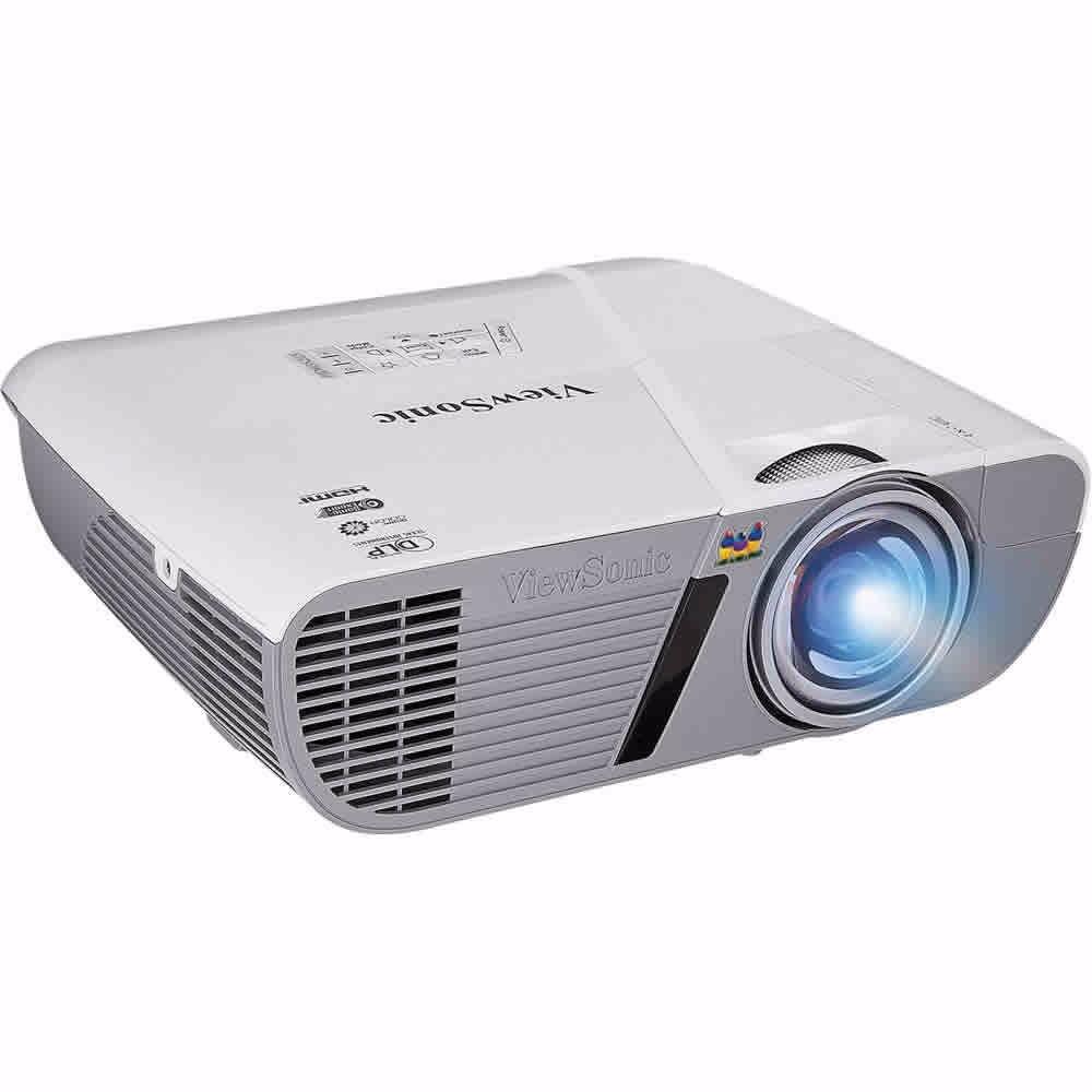 Proyector Viewsonic Pjd6352ls 3200 Lumens Dlp Xga 1024x768