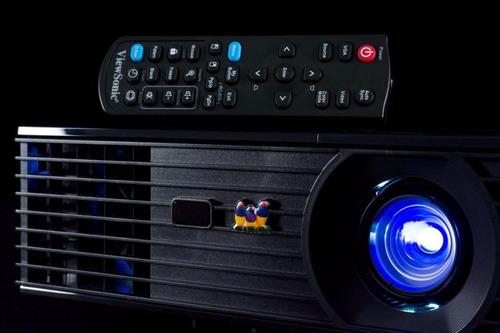 proyector viewsonic pjd7820hd 3000 lumens 3d ready 1080p vga
