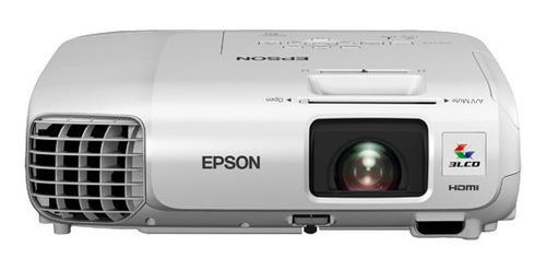 proyectore epson x17 hdmi 2700 lumens ctrl remoto y en caja