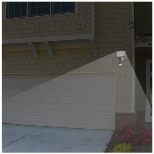 proyectores area ecolux 10w c/sensor certificado sec/ hb led
