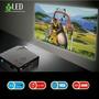 Mini Proyector Digital Hdmi Multimedia Para Juegos,cine Casa
