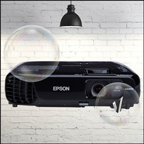 Proyector Video Beam Epson Powerlite S18+ 3000 Lumenes Hdmi
