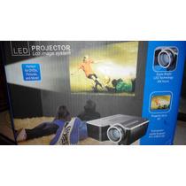 Mini Projector Led Lcd Imagen Proyectada Hasta 60