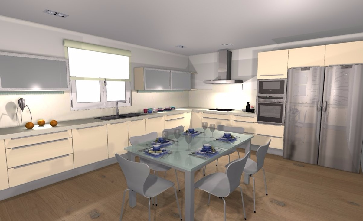 Proyectos arquitect nicos a tu gusto en mercado - Cocinas en elche ...
