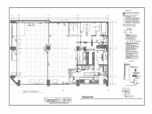 proyectos arquitectónicos, maquila de planos y construcción