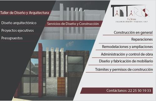 proyectos arquitectónicos y construcción