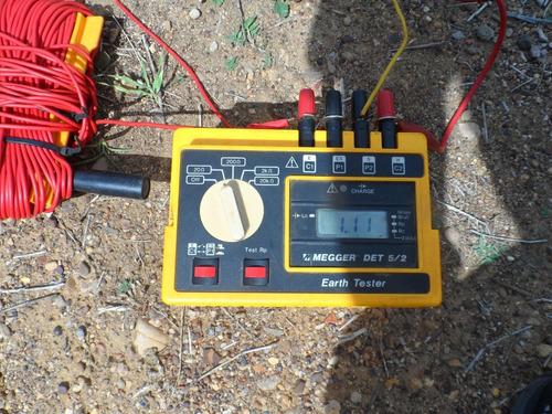proyectos, asesorías, mediciones sistemas de puesta a tierra