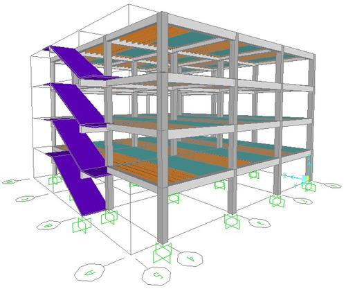 proyectos civiles, calculos estructurales