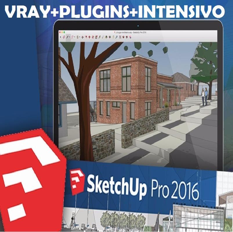Proyectos crear casas hogares edificios piscinas 3d sketchup en mercado libre - Crear casas 3d ...