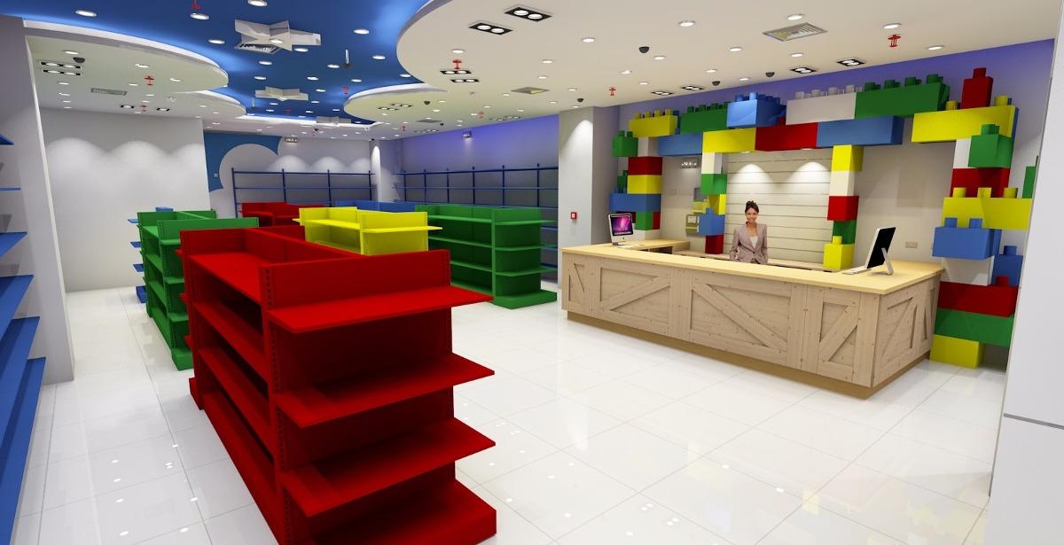 Proyectos De Arquitectura Diseño Espacios Comerciales - Bs. 50,00 en ...