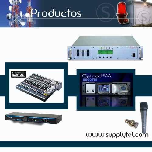 proyectos de factibilidad ante conatel emisoras fm, tv,wi-fi